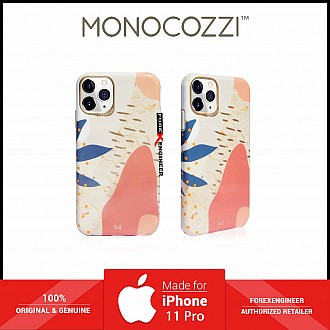 Monocozzi Pattern Lab for iPhone 11 Pro - Floral (Barcode: 4895199105560)