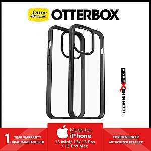"""Otterbox React for iPhone 13 Pro Max 6.7"""" 5G - Black Crystal (Barcode: 840104287392)"""