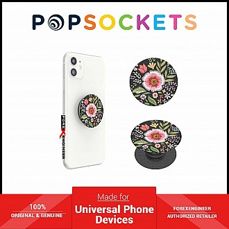 PopSockets Swappable PopGrip Graphics - Flower Flair (Barcode: 842978139432)