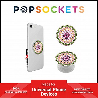 PopSockets Swappable PopGrip Graphics - Orchid Mandala (Barcode: 842978139821)