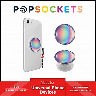 PopSockets Swappable PopGrip Graphics - Rainbow Orb Gloss (Barcode: 842978139258)