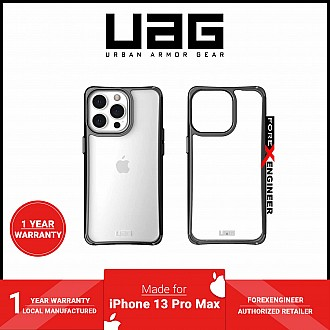 """UAG Plyo for iPhone 13 Pro Max 5G 6.7"""" - Ash (Barcode: 810070363796)"""
