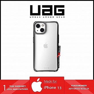 """UAG Plyo for iPhone 13 5G 6.1"""" - Ash  (Barcode: 810070364274 )"""
