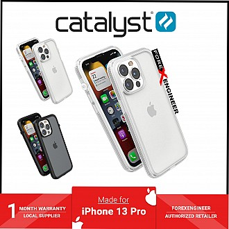 """Catalyst Influence for iPhone 13 Pro 6.1"""" 5G - 10ft Drop Proof - Clear (Barcode: 840625111770 )"""
