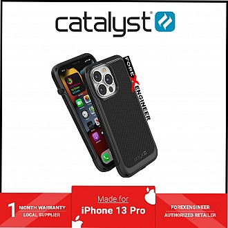 """[PRE-ORDER] Catalyst Vibe for iPhone 13 Pro 6.1"""" 5G - MagSafe Compatible - Stealth Black (Barcode: 840625111954 ) (ETA: 2021-10-08)"""