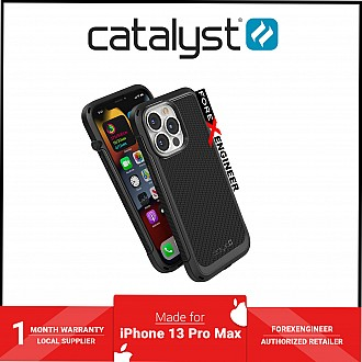 """[PRE-ORDER] Catalyst Vibe for iPhone 13 Pro Max  6.7"""" 5G - MagSafe Compatible - Stealth Black (Barcode: 840625111916 ) (ETA: 2021-10-08)"""