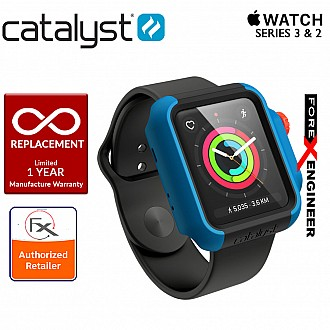 Catalyst Impact Protection for APPLE WATCH Series 3 / 2 ( 42mm ) - Blueridge / Sunset