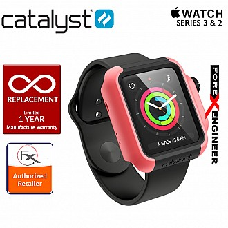 Catalyst Impact Protection for APPLE WATCH Series 3 / 2 ( 42mm ) - Coral