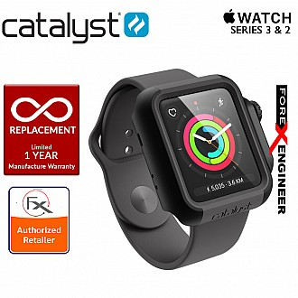 Catalyst Impact Protection for APPLE WATCH Series 3 / 2 ( 42mm ) - Space Grey