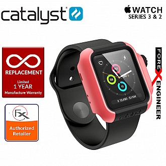 Catalyst Impact Protection for APPLE WATCH Series 3 / 2 ( 38mm ) - Coral