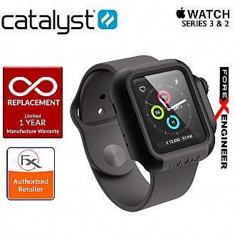 Catalyst Impact Protection for APPLE WATCH Series 3 / 2 ( 38mm ) - Space Gray