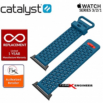 Catalyst Sport Band for APPLE WATCH 42mm Series 3 / 2 / 1 - Blueridge / Sunset