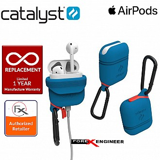 Catalyst Waterproof Case for Airpods - 1 meters deep with 1.2 meters drop protection - Blueridge / Sunset