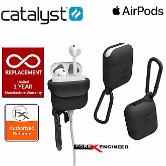 Catalyst Waterproof Case for Airpods - 1 meters deep with 1.2 meters drop protection - Slate Gray