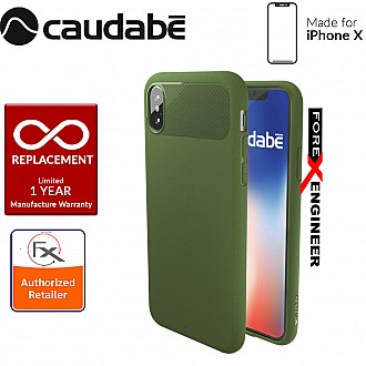 Caudabe the Sheath for iPhone X Premium Ultra Thin Case - Camo special edition