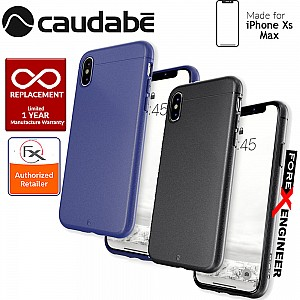 Caudabe The Sheath for iPhone Xs Max - Classic Black