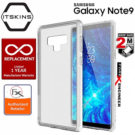 IT Skins Hybrid MKII For Samsung Galaxy Note 9 - Full Transparent