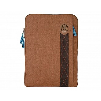 """STM Ridge 13"""" Laptop Sleeve - Fit for all current 13-Inch MacBook and UltraBooks - Desert Brown color"""