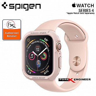 Spigen Rugged Armor for Apple Watch Series 4 ( 40mm ) Protection Case - Rose Gold