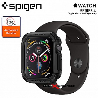 Spigen Tough Armor for Apple Watch Series 4 ( 44mm ) Protection Case - Black