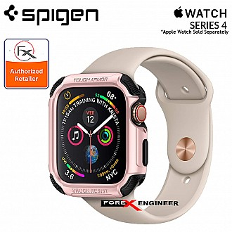 Spigen Tough Armor for Apple Watch Series 4 ( 44mm ) Protection Case - Rose Gold