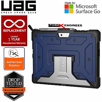 UAG Metropolis Series for Microsoft Surface Go - Cobalt