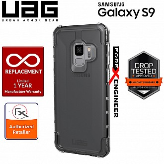 UAG Plyo for Samsung Galaxy S9 - Feather-Light Rugged Military Drop Tested Phone Case - Ash Color