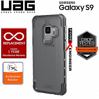 UAG Plyo for Samsung Galaxy S9 - Feather-Light Rugged Military Drop Tested Phone Case - Ice Color