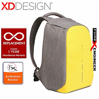 XD Design Bobby Compact - Anti-Theft Backpack - Primrose Yellow (EOL)