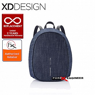 XD Design Bobby Elle - Anti-Theft Backpack - Jeans color