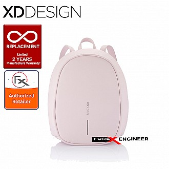 XD Design Bobby Elle - Anti-Theft Backpack - Pink color