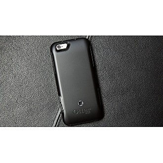 OtterBox RESURGENCE SERIES  for iPhone 6 - (compatible with iPhone 6s ) - BLACK