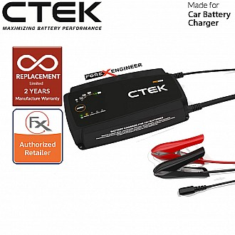 CTEK - PRO 25S Battery Charger and Power Supply 25A + 2 Years Warranty ( Barcode: 7340103401988 )