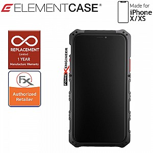 Element Case - Black Ops for iPhone X / Xs - Black Color ( Barcode: 640947795661-1)