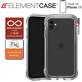 Element Case Rail for iPhone 11 (Clear/Clear)
