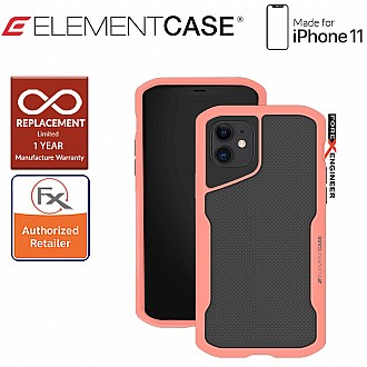 Element Case Shadow for iPhone 11 - Melon Color