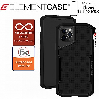 Element Case Shadow for iPhone 11 Pro Max (Black)