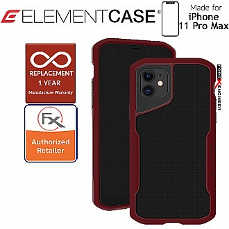 Element Case Shadow for iPhone 11 Pro Max (Oxblood)