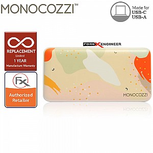 Monocozzi Pattern Lab Powerbank 10000mAh 18W PD QC3.0 Abstract color_[RACK CLEARANCE]