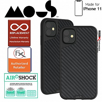 Mous Aramax Case for iPhone 11 (Aramid Carbon Fibre)