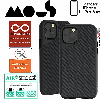 Mous Aramax Case for iPhone 11 Pro Max (Aramid Carbon Fibre)
