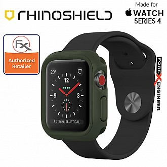 Rhinoshield CrashGuard NX for Apple Watch Series 4 / 5 / 6 / SE - 40mm -  Camo Green (ETA:05 Feb 2021)