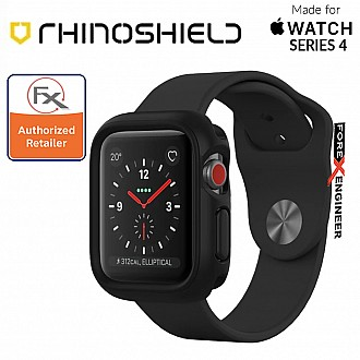 Rhinoshield CrashGuard NX for Apple Watch Series 4 / 5 / 6 / SE - 40mm - Black (ETA:05 Feb 2021)