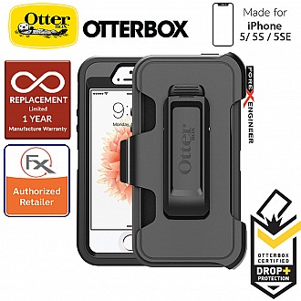 OtterBox Defender Series for iPhone 5/5s/SE - Black