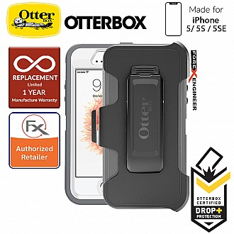 OtterBox Defender Series for iPhone 5/5s/SE - Glacier