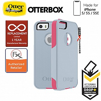 OtterBox Commuter Series for iPhone 5/5s/SE - Wild Orchid