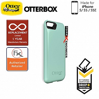 OtterBox Resurgence Powercase for iPhone SE / 5S / 5 - Build-in 2,000mAh battery & military grade drop protection- Teal Shimmer