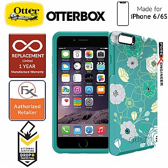 OtterBox SYMMETRY SERIES  for Apple iPhone 6/6s - Eden Teal