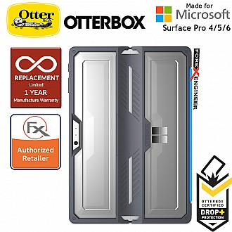 Otterbox Symmetry Series for Microsoft Surface Pro 4 / 5 / 6 / 7 - Slate Grey