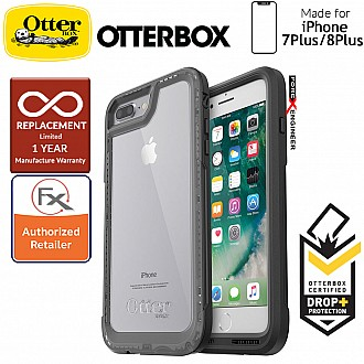 OtterBox Pursuit Series for iPhone 8 Plus / 7 Plus - Black /Clear